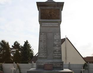 Awoingt french memorial