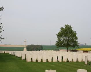 Le Cateau - Cimetiere international - credit OT Ca