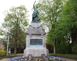 Caudry-Monument aux morts-Credit OT Cambresis
