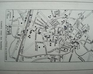 14. Plan de caudry - Coll. Docteur Claude Doyer
