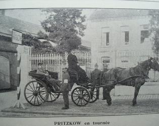 15. Priztkow 1 - Chef Kommandantur - Coll. Docteur