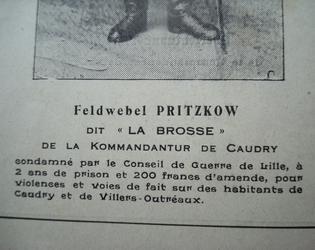 17. Priztkow 3 - Chef Kommandantur - Coll. Docteur