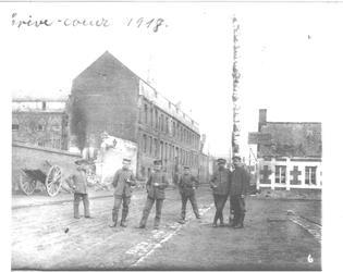 Crèvecoeur 1918