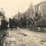 Evacuation de Villers-Plouich en février 1917
