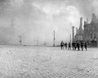 liberation 9 octobre 1918 place