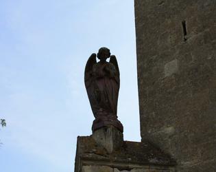 Ange - Eglise de Vertigneul