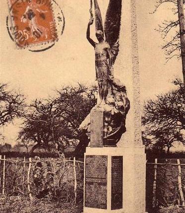 Monument commémoratif en l'honneur de la 1ère division britannique