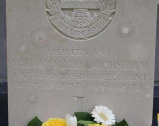 Chisolm's burial