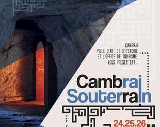 Cambrai souterrains 2015
