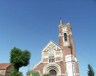 Eglise d'Abancourt