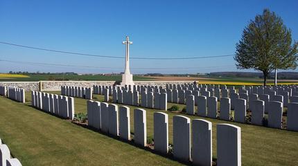 Flesquières Hill Cemetery