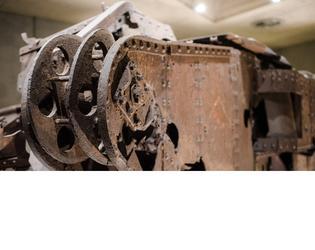 Cambrai Tank 1917