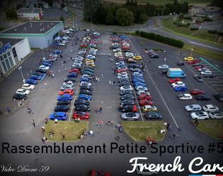 rassemblement french cars 2018
