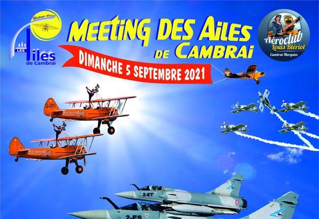 AFFICHE A3 meeting 2021