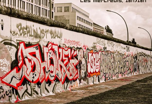 AFFICHE (les murs du monde) bevillers
