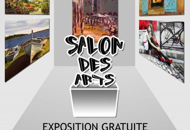 Affiche Salon des Arts