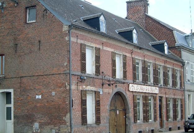 Ancien relais de poste sous louis XIV