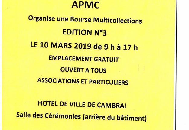 APMC Bourse 2019