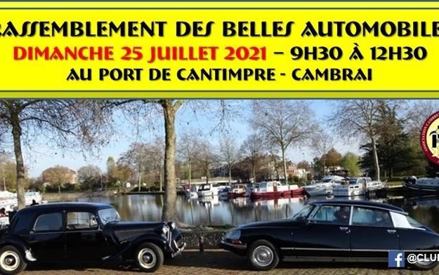 belles automobiles 25 juillet 2021