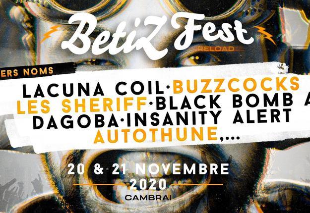 betizFest novembre 2020