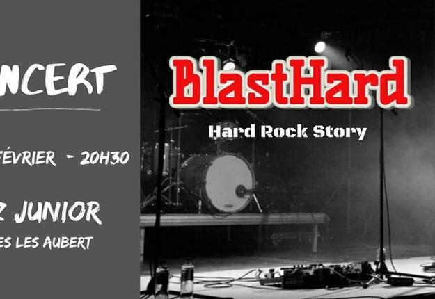 blast hard