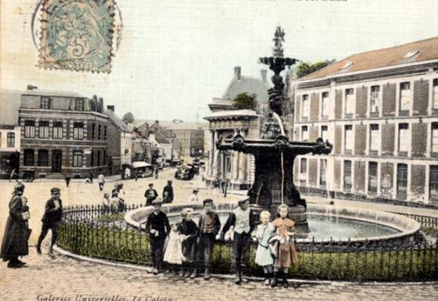 le Cateau la fontaine