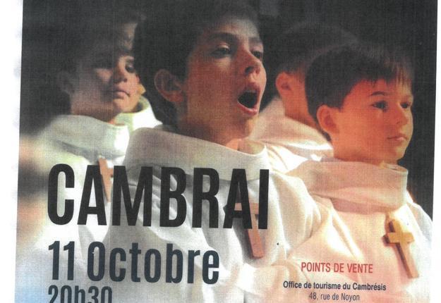 chanteurs croix de bois cambrai 2019