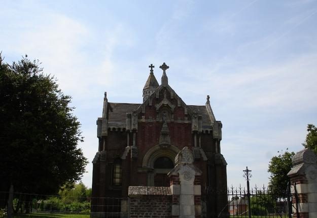 chapelle funéraire crépin
