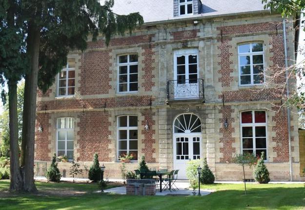 chateau de romeries