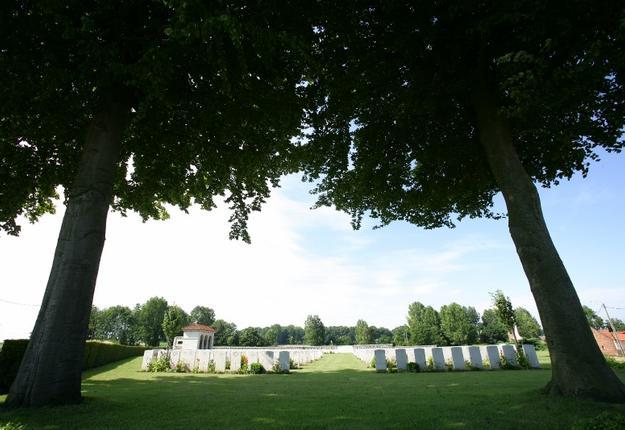 cimetière flesquières