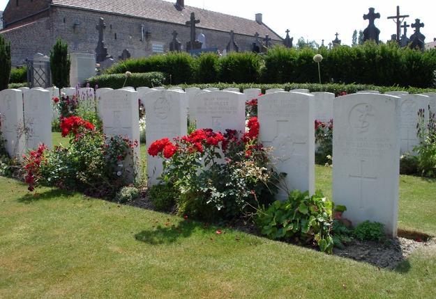cimetière noyelles sur escaut