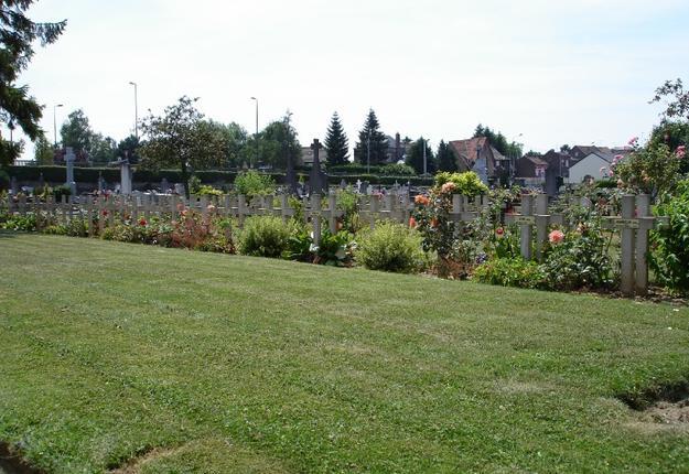 cimetière porte de paris