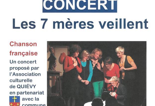 concert 7 meres veillent - quievy - sept 2021