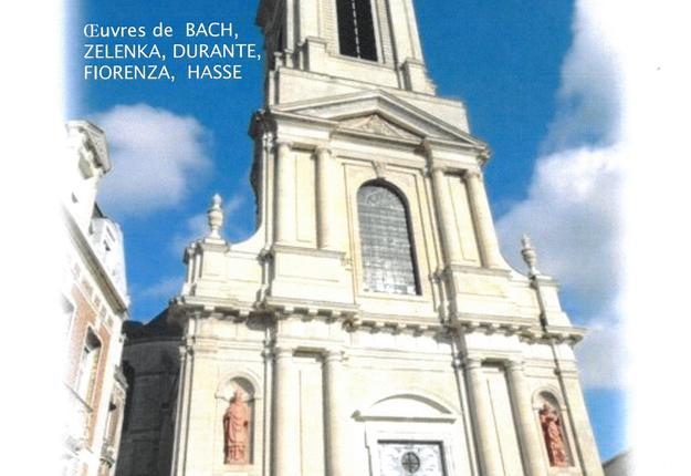 Concert musique baroque sacrée Saint Géry
