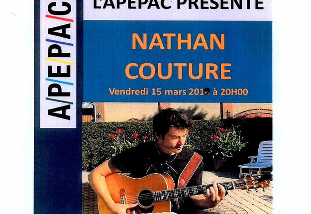 Concert Nathan Couture