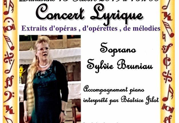 Concert Quievy 2019