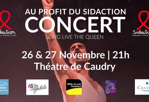 concert tribute queen