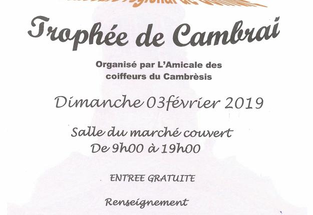 Concours coiffure 2019