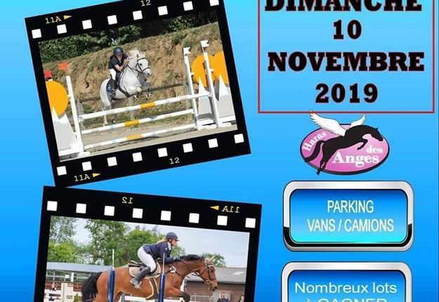 concours cso centre equestre haras des anges