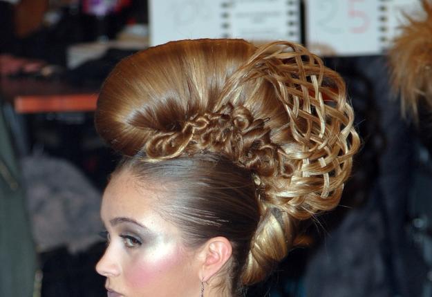 Concours de coiffure 2018