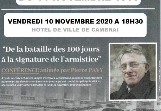 Conf. 10 nov. 2020