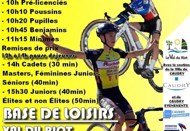 cyclo cross caudry