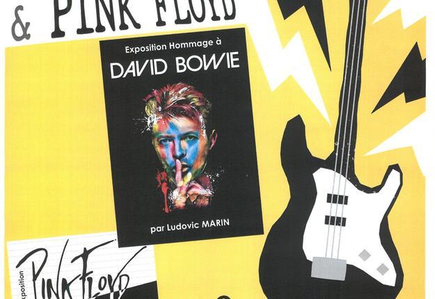 david bowie et pink floyd