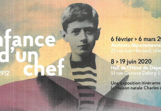 De Gaulle, l'enfance d'un chef