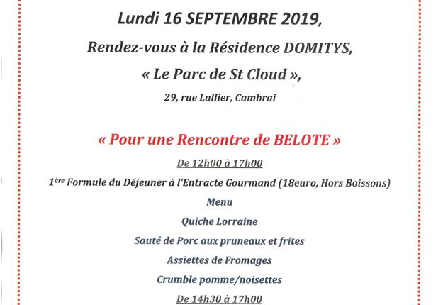 domitys septembre 2019
