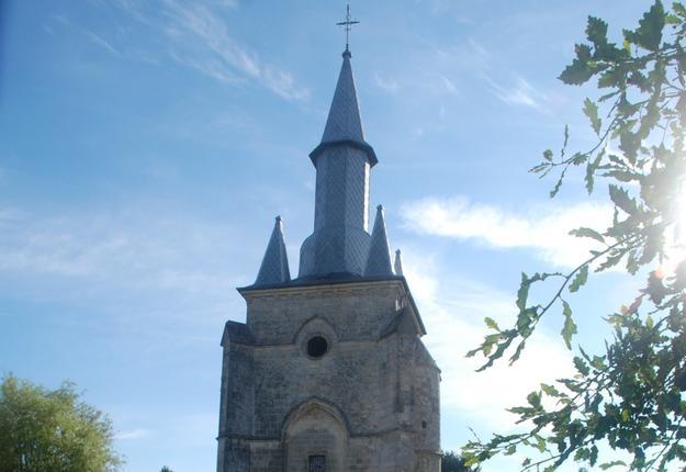 Eglise de Beaumont 2016