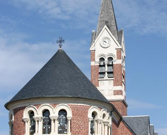 église Flesquières