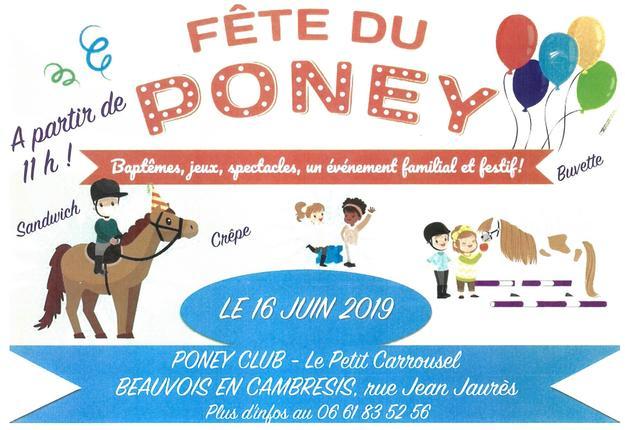 Fête du Poney