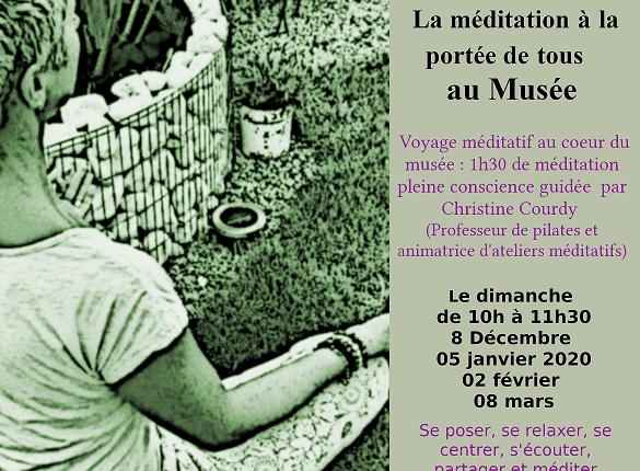 flyer meditation V4 - Couleur violine