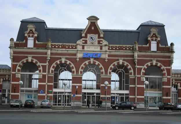 Gare de Cambrai